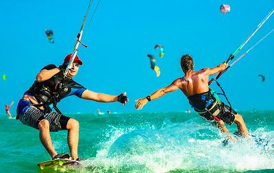 kitesurfing-Zanzibar utazás