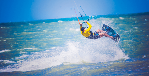 Kitesurf Brazilia 2018