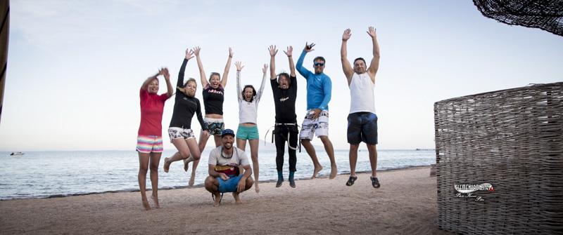 Egyiptom kitesurf utazás nyaralás