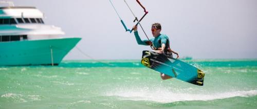 Egyiptom hajós kitesurf túra