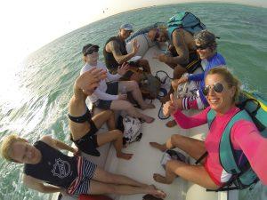 Egyiptom hajós kitesafari túra