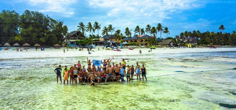 Zanzibar kitesurf experiences (2019.)