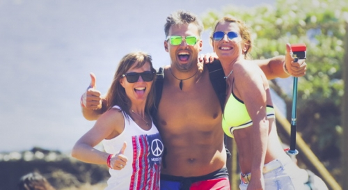 Mauritius kitesurf holiday