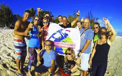 Mauritius kitesurf 2016.