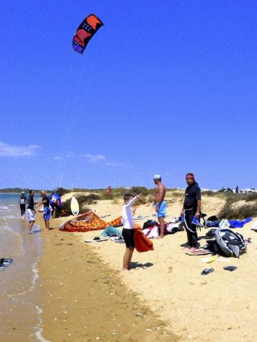 Portugália kite nyaralás tanfolyam oktatás