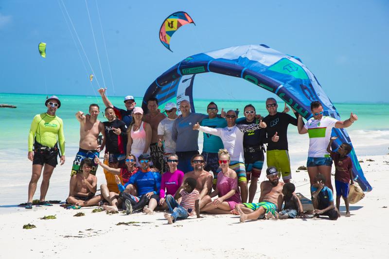 zanzibar kitesurf nyaralás