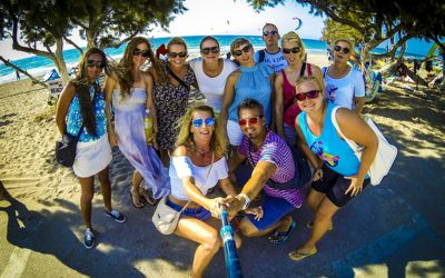 Rhodes island, Greece – kitesurf camp 2016.