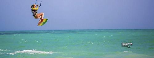 zanzibár kitesurf oktatás tanfolyam