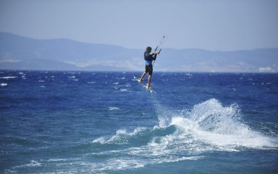 Kos Kitesurf holiday 2015.