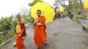 Sri Lanka kiteszörf utazás