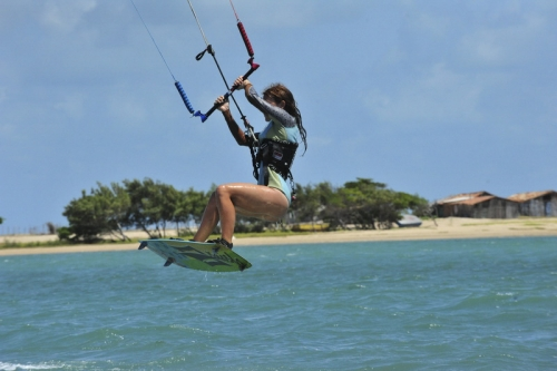 Brazília kitesurf nyaralás
