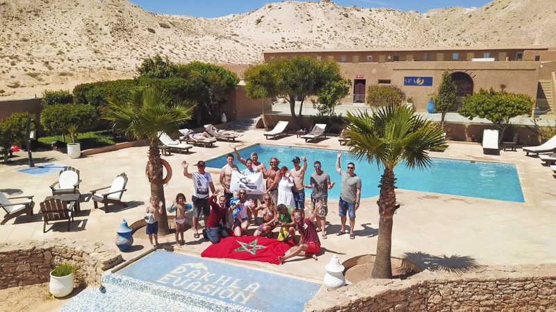 Dakhla Kite Camp 2019
