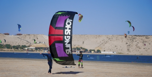 Kite Camp, kitesurfing, kite lesson