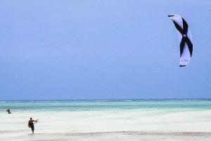 Zanzibár kite nyaralás