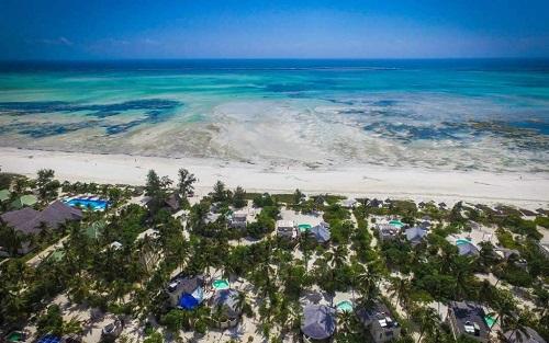 Zanzibar kitesurf travel