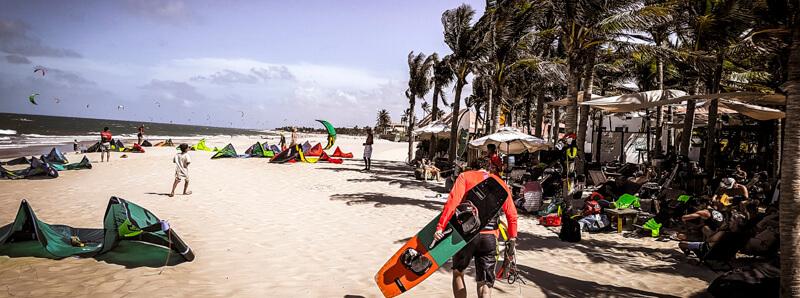 Kitesurfing Brazil, 2020. november 3-17.