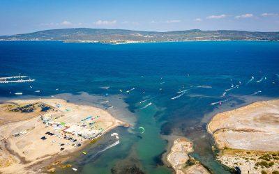 Urla Lagoon, Turkey june-july 2020