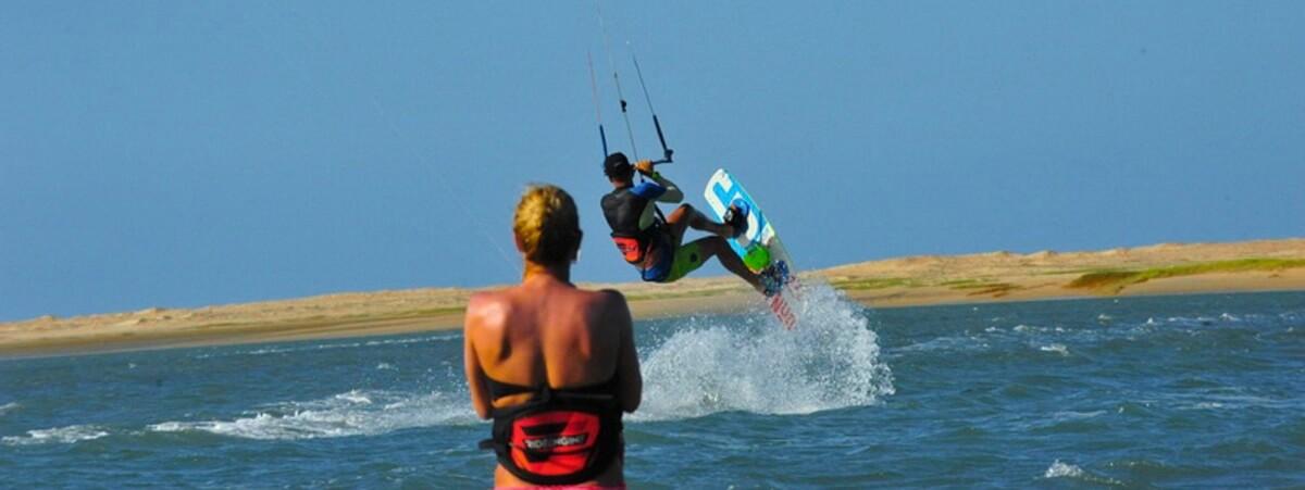 kitesurf courses brazil